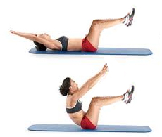 Top Exercise for Toned Abs 2