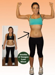 Jessika missFitnessLife 222x300 How to Tone up Fast