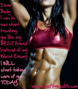 MissFitnessLife bestFriend 264x300 Best Stomach Exercises – Muffin Top Buster
