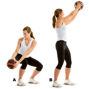 Best Stomach Exercises – Muffin Top Buster