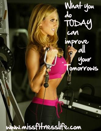 MissFitnessLife dotoday improveTomorrow The Fastest way to lose Weight